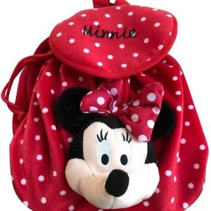 Minnie Mouse Disney Backpack